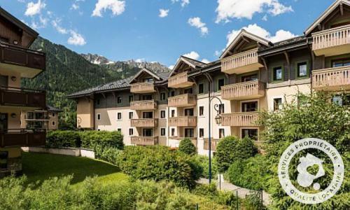 Location Chamonix : Résidence la Ginabelle - Maeva Home été