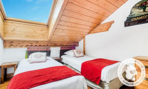 Location au ski Appartement 4 pièces 8 personnes (Sélection 55m²-4) - Résidence la Ginabelle - Maeva Home - Chamonix - Extérieur été