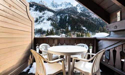 Location au ski Appartement 2 pièces 4 personnes (Sélection 30m²-3) - Résidence la Ginabelle - Maeva Home - Chamonix - Extérieur été