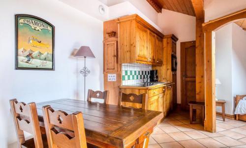 Location au ski Appartement 2 pièces 6 personnes (Sélection 38m²-4) - Résidence la Ginabelle - Maeva Home - Chamonix - Extérieur été