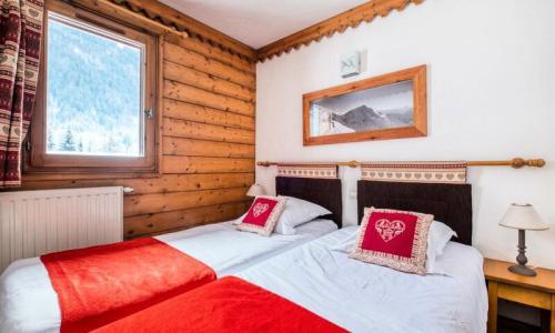 Location au ski Appartement 3 pièces 6 personnes (Prestige 40m²) - Résidence la Ginabelle - Maeva Home - Chamonix - Extérieur été