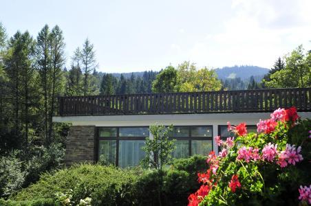 Vacances en montagne Résidence la Grande Cordée - Combloux - Extérieur été