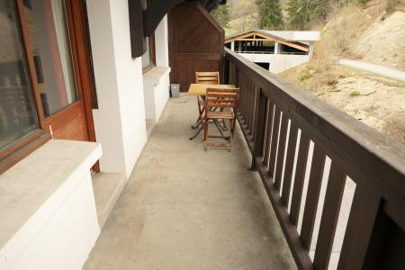 Аренда на лыжном курорте Апартаменты 2 комнат 4 чел. (32) - Résidence la Grande Cordée - Combloux - летом под открытым небом