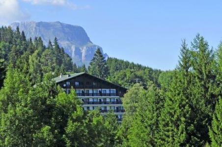 Location au ski Studio 2 personnes - Residence La Grande Cordee - Combloux - Extérieur été