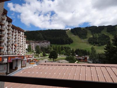 Rent in ski resort Studio 3 people (08) - Résidence la Grande Moucherolle - Villard de Lans - Summer outside