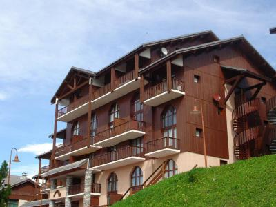 Rent in ski resort Résidence la Grande Ourse - Peisey-Vallandry - Summer outside