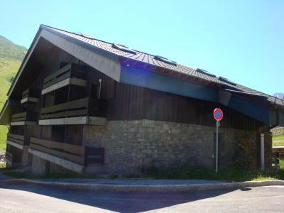 Location au ski Studio 3 personnes (019) - Residence La Grande Rosiere - Mottaret - Extérieur été