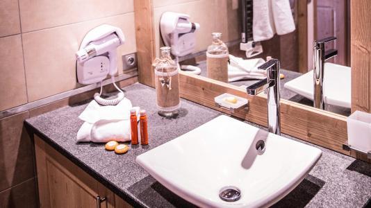 Vacances en montagne Résidence la Grange Aux Fées - Valmorel - Salle de bains