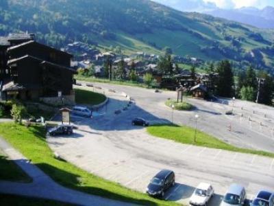Vacances en montagne Appartement 3 pièces 7 personnes (038) - Résidence la Lauzière Dessous - Valmorel - Extérieur été