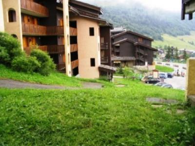 Vacances en montagne Appartement 2 pièces 5 personnes (012) - Résidence la Lauzière Dessous - Valmorel - Extérieur été