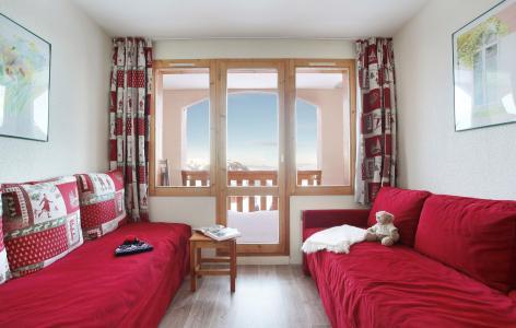 Vacances en montagne Résidence la Licorne - La Plagne - Canapé