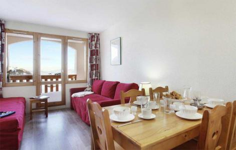 Vacances en montagne Résidence la Licorne - La Plagne - Salle à manger