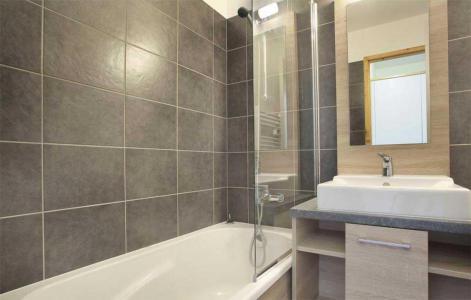 Vacances en montagne Résidence la Licorne - La Plagne - Salle de bains