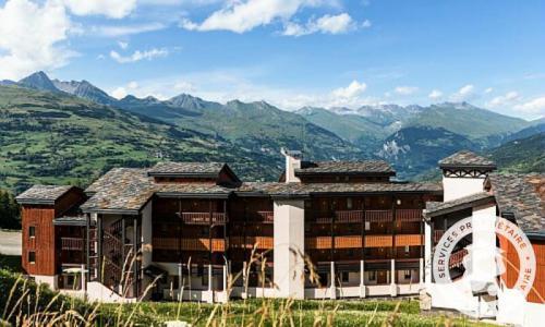 Location Montchavin La Plagne : Résidence la Marelle et Le Rami - Maeva Home été