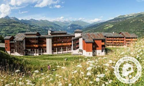 Location au ski Résidence la Marelle et Le Rami - Maeva Home - Montchavin La Plagne - Extérieur été