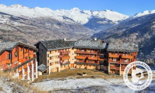 Location au ski Appartement 2 pièces 6 personnes (Sélection 38m²-3) - Résidence la Marelle et Le Rami - Maeva Home - Montchavin La Plagne - Extérieur été