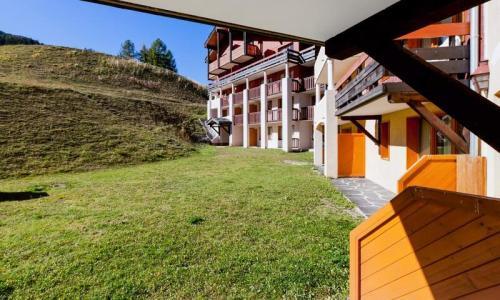 Location au ski Appartement 2 pièces 5 personnes (Confort 30m²) - Résidence la Marelle et Le Rami - Maeva Home - Montchavin La Plagne - Extérieur été
