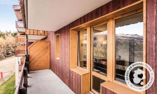 Location au ski Appartement 2 pièces 5 personnes (-2) - Résidence la Marelle et Le Rami - Maeva Home - Montchavin La Plagne - Extérieur été