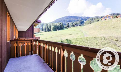 Location au ski Appartement 2 pièces 5 personnes (Sélection 28m²-2) - Résidence la Marelle et Le Rami - Maeva Home - Montchavin La Plagne - Extérieur été