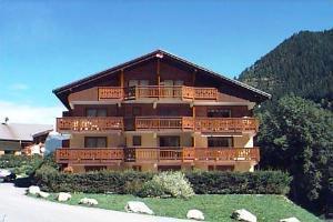 Location au ski Appartement 3 pièces 6 personnes (07) - Residence La Merande - Arêches-Beaufort - Extérieur été