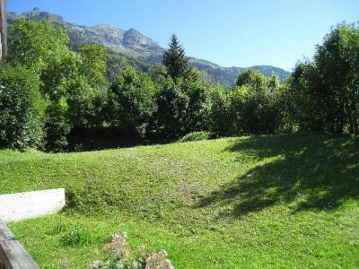 Location au ski Residence La Montaz - Les Contamines-Montjoie - Extérieur été