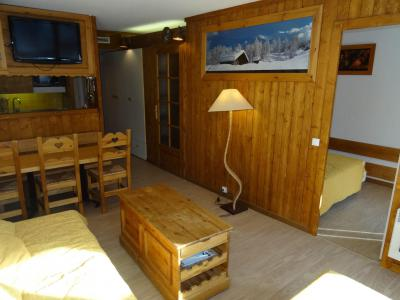 Holiday in mountain resort 2 room apartment sleeping corner 6 people (852) - Résidence la Nova - Les Arcs