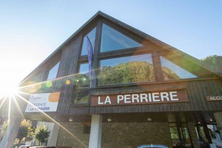 Location  : Résidence La Perrière hiver