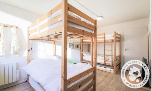 Wakacje w górach Apartament 3 pokojowy 8 osób (Confort 60m²-2) - Résidence la Petite Ourse - Maeva Home - Flaine - Na zewnątrz latem