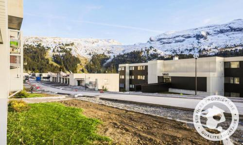 Wakacje w górach Studio 3 osoby (Sélection 30m²-0) - Résidence La Petite Ourse - Maeva Particuliers - Flaine