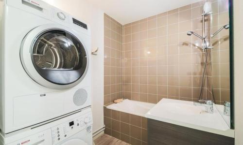 Wakacje w górach Apartament 3 pokojowy 8 osób (Confort 60m²-2) - Résidence La Petite Ourse - Maeva Particuliers - Flaine - Wanną