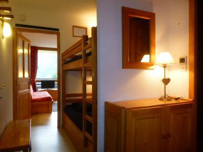 Holiday in mountain resort Studio sleeping corner 4 people (1237) - Résidence la Pierra Menta - Peisey-Vallandry