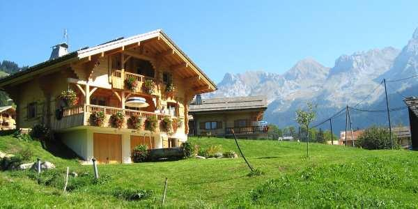 Holiday in mountain resort 5 room chalet 10 people - Résidence la Pointe Percée - Le Grand Bornand
