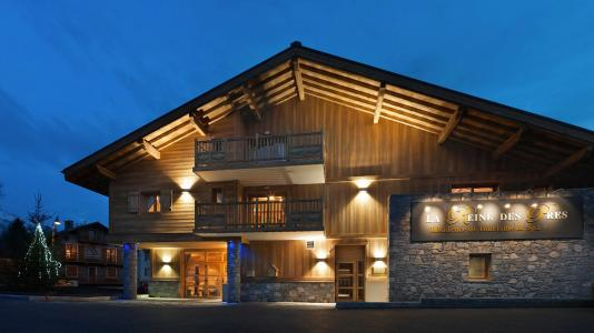 Location au ski Résidence la Reine des Prés - Samoëns - Extérieur été