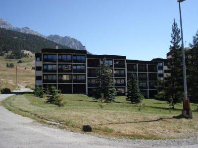 Holiday in mountain resort Studio 4 people (PONC) - Résidence la Renardière - Montgenèvre