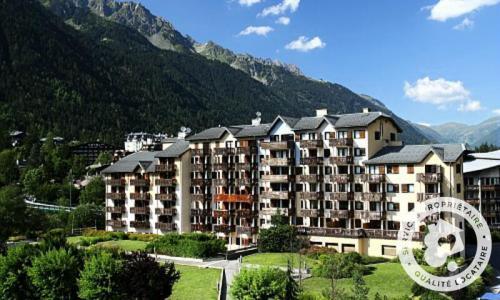 Location au ski Résidence la Rivière - Maeva Home - Chamonix - Extérieur été