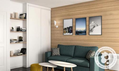 Location au ski Appartement 2 pièces 6 personnes (Sélection 42m²-1) - Résidence la Rivière - Maeva Home - Chamonix - Extérieur été