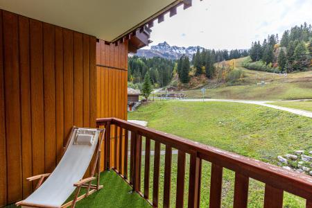Vacances en montagne Studio 4 personnes (014) - Résidence la Roche Combe - Valmorel