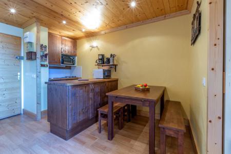 Vacances en montagne Studio 4 personnes (026) - Résidence la Roche Combe - Valmorel - Logement