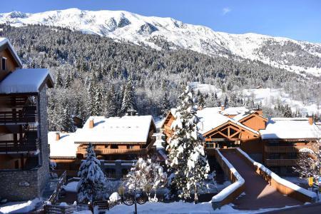 Vacances en montagne Appartement 4 pièces 8 personnes (4) - Résidence la Tougnète - Méribel