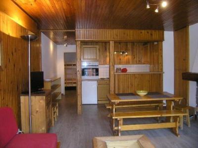 Vacances en montagne Studio 5 personnes (A11) - Résidence la Tougnète - Méribel - Séjour
