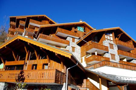 Location au ski Résidence la Tour du Merle - Champagny-en-Vanoise - Extérieur été