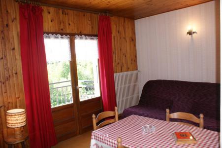 Holiday in mountain resort Studio 3 people (0846) - Résidence la Touvière - Le Grand Bornand - Window