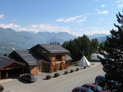 Location au ski Appartement 3 pièces 6 personnes (046) - Résidence la Traverse - Montchavin La Plagne - Extérieur été