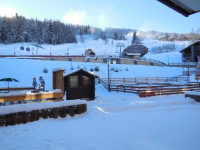 Vacances en montagne Studio 4 personnes (010) - Résidence la Traverse - Montchavin La Plagne