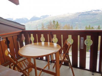 Vacances en montagne Studio 4 personnes (060) - Résidence la Traverse - Montchavin La Plagne