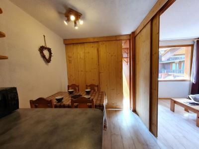 Vacances en montagne Studio 4 personnes (058) - Résidence la Traverse - Montchavin La Plagne