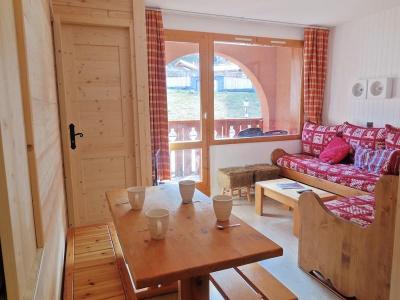 Vacances en montagne Appartement 2 pièces coin montagne 4 personnes (033) - Résidence la Traverse - Montchavin La Plagne - Canapé-lit