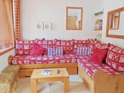 Vacances en montagne Appartement 2 pièces coin montagne 4 personnes (033) - Résidence la Traverse - Montchavin La Plagne - Table basse