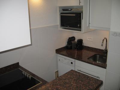 Vacances en montagne Appartement 3 pièces 6 personnes (046) - Résidence la Traverse - Montchavin La Plagne - Kitchenette
