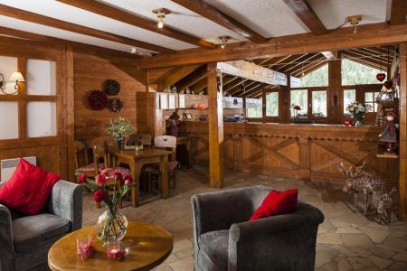 Holiday in mountain resort Résidence la Turra - Valfréjus - Reception